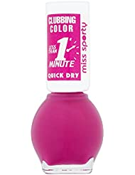 Miss Sporty Clubbing Colours Quick Dry Nail Polish,...