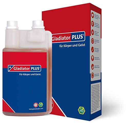 Gladiator plus für den Menschen 500ml Flüssige Nahrungsergänzung zum Trinken