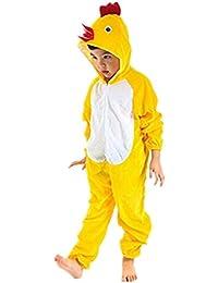 Pijamas Animal para Ninos Ropa de Dormir Disfraz de Animal para Halloween Cosplay Carnaval