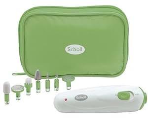 Scholl - Set Manucure et Pédicure - Vert