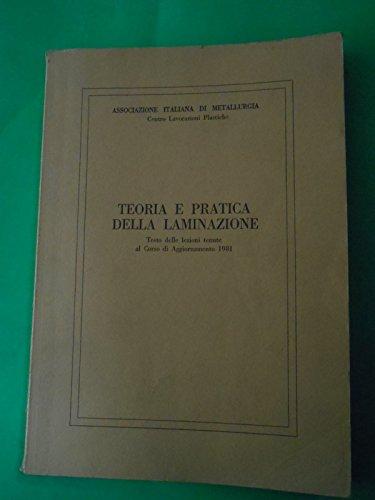 teoria-e-pratica-della-laminazione-1981