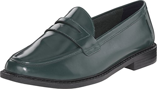 Cole Haan Pincée Campus Penny Loafer Deep Forest Box
