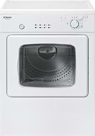 Bomann WT 5016.1 Ablufttrockner / C / 6 kg / weiß