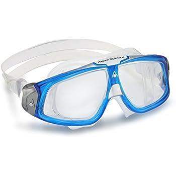 94aa9c24a Aqua Sphere 21052Q - Gafas De Natación Unisex, color Azul/Plateado
