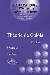Théorie de Galois : Niveau L3-M1
