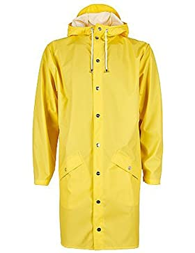 Rains Long Jacket, Impermeable para Hombre