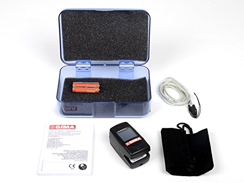 Zoom IMG-3 gima oxy 6 pulsoximetro da