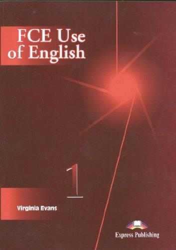 FCE use of English. Student's book. Per le Scuole superiori: 1