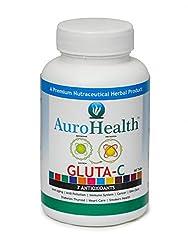 AuroHealth Gluta C - 60 Capsules