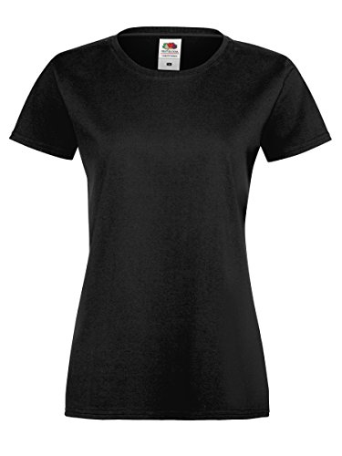 Lady-Fit Sofspun® T Schwarz