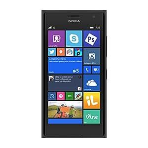 Nokia Lumia 735 Smartphone, 8 GB, Grigio [Italia]