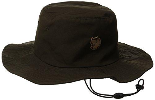 Fjällräven Hut Hatfield, Dark Olive, XL, 79258-633 (Beanie Hüte Mit Krempe)