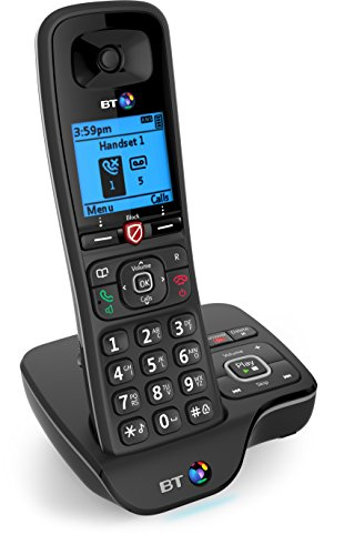 BT 6600 Nuisance Call Blocker Cordless Home Phone with Answer Machine