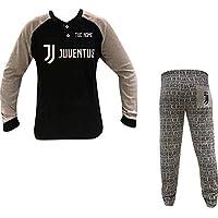 MAESTRI DEL CALCIO Pigiama Bambino Ufficiale Personalizzato Personalizzabile Juv JUVENTU (Dybala, Ronaldo, HIGUAIN…
