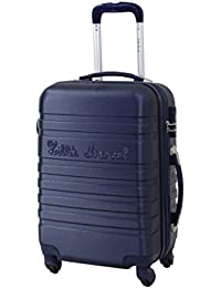 """Valise Taille Cabine 55cm Little Marcel """"Malette"""" - ABS - 4 roues"""