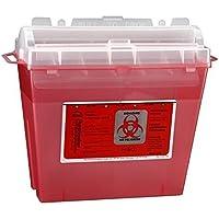 Scharfe Sentinel 175030Kanülenabwurfbox, 5Quart, rot preisvergleich bei billige-tabletten.eu