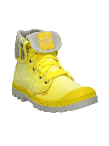 palladium WMNS PALLABROUSE BAGGY yellow