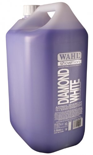 Wahl Showman Diamond White Shampoo 5 Litre