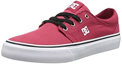 DC Men's Trase Tx M Shoe Dark Red Sneakers - 10 UK/India (44.5 EU)(11 US)