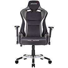 Akracing Gaing Stuhl PROX Schwarz/Grau