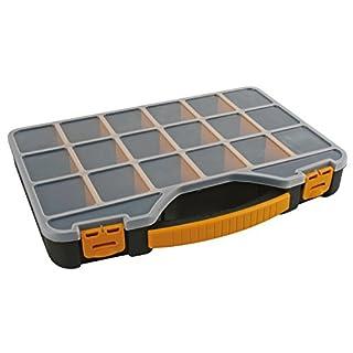Perel OMR13 storage box / organizer 326x257x48 mm