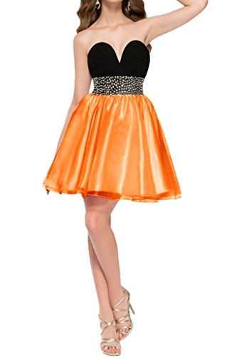 Missdressy - Robe - Femme Orange