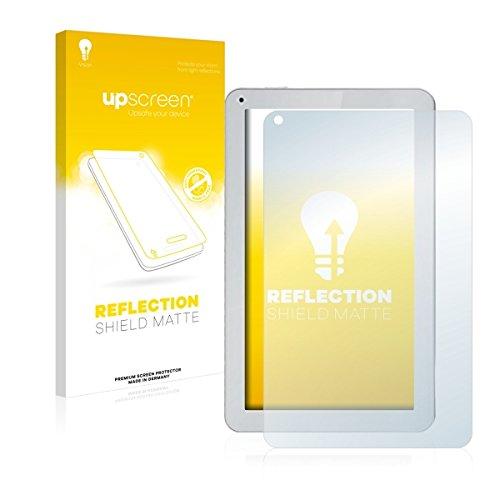 upscreen Reflection Shield Matte Bildschirmschutz Schutzfolie für irulu eXpro X1Plus (matt - entspiegelt, hoher Kratzschutz)