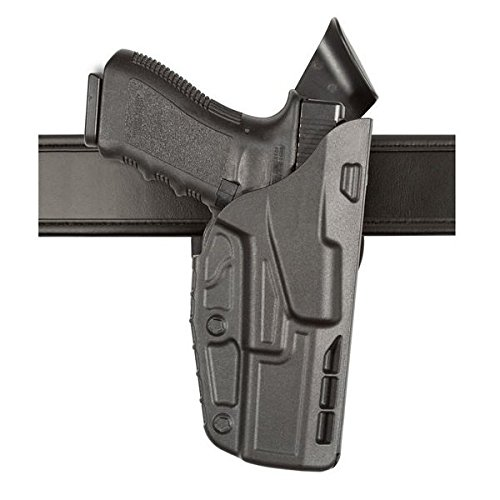 Preisvergleich Produktbild Safariland Duty Holster 7390midride Holster, RH, black, safariseven, Glock 17,22