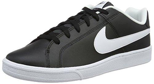Nike Court Royale Scarpe da Ginnastica, Uomo, Nero (Black/White), 41