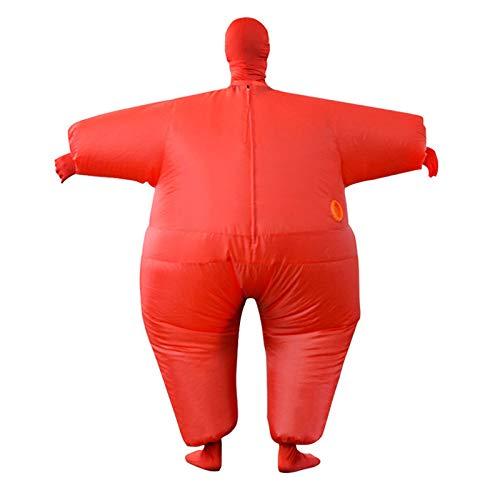 Nany - Disfraz de Sumo Hinchable para Adulto