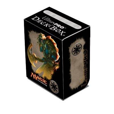 Ultra Pro Mana 4 ULP86091 – Caja para guardar cartas Magic, diseño de Caminante de Planos Ajani