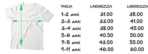 Tshirt da neonato e bambino Happy poop - Tutte le taglie by Tshirteria Bianco
