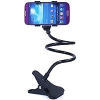 supporto a clip Smartphone a collo di cigno del basamento