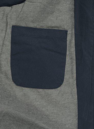SOLID Dry - Gilet da Uomo Insignia Blue