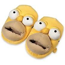 The Simpsons Homer Hausschuhe Größe 41-44 XL Slipper Schuhe 41 42 43 44