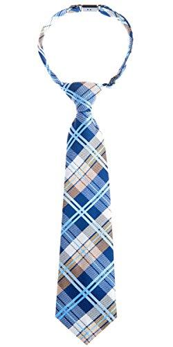 Retreez promete ofrecer productos de calidad a un precio realmente asequible. Arreglar el aspecto de su hijo con esta elegante corbata, Apto tanto para casual y formal desgaste. • 100% poliéster microfibra, suave y suave handfeel. • Calidad Premium •...