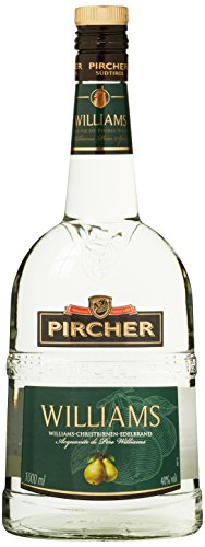 Pircher Williams Edelbrand, 1er Pack (1 x 1 l)