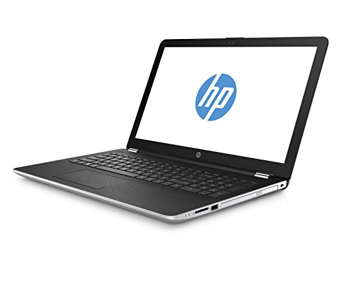 HP 15 bs102ng 156 Zoll the almost all HD Laptop Intel foundation i5 8250U 1 TB HDD 8 GB RAM Intel HD Graphics DVD RW Windows 10 your home schwarz silber Notebooks