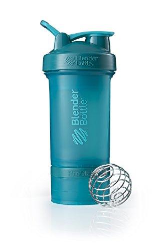 BlenderBottle ProStak Shaker | Protein Shaker| Fitness