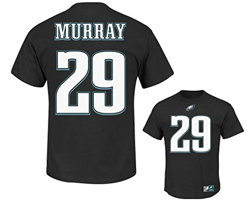 NFL Football T-Shirt Eligible Receiver II PHILADELPHIA EAGLES Demarco Murray #29 in XL (X-LARGE) - Demarco Murray T-shirt