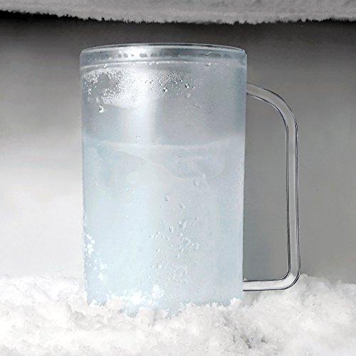 BarDrinkstuff-Frosty-taza-141-oz-400ml-por-taza-de-plstico-para-congelador-jarra-de-cerveza-jarra-de-cerveza-cerveza-stein-jarra-de-cerveza-congelable