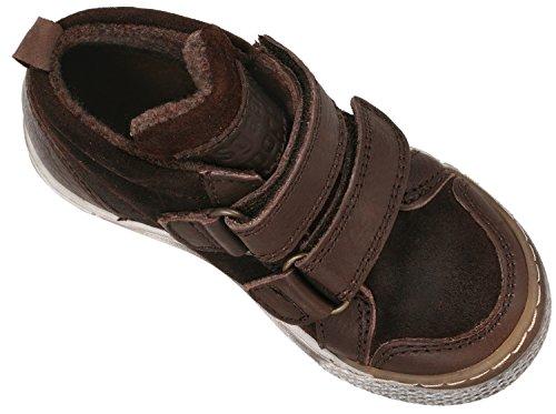 Bisgaard TEX boot, Bottes mi-hauteur avec doublure chaude fille braun