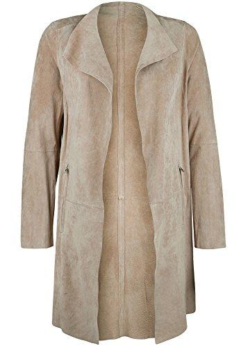 Oakwood -  Cappotto  - Basic - Maniche lunghe  - Donna beige L