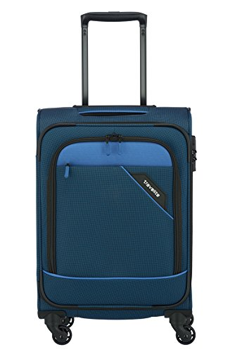 DERBY 4-Rad Trolley S, Blau, 87547-20 - 4