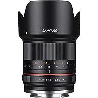Samyang 21mm F1.4 ED AS UMC CS Objectif pour Sony E Noir
