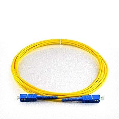 SC SC single mode de câble Fibre Optique Patch SC à SC Optical connecteur 3m 5m 10m par LianShi