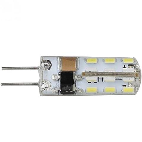 G4 Ac / DC12V 3w Ampoule LED Ampoule de Nuit 3000k Avec Lumière Chaude