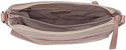 Tamaris Khema Crossbody Bag, sac bandoulière Rot (rose Comb.)
