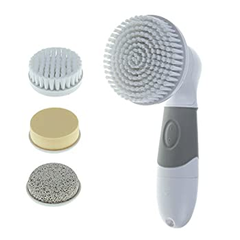 Jidetech Electric Face Brush 4 In 1 Facial Brush Cleansing System Waterproof 0