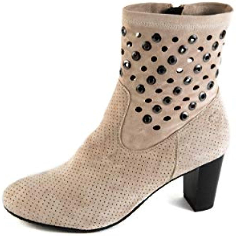 Gerry Weber Donna Conforto Stivaletti Grigio 37 | Moderno Ed Elegante Nella Moda  | Uomo/Donne Scarpa
